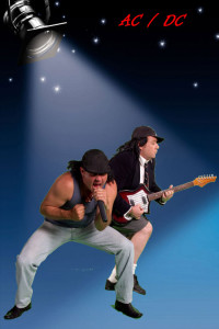 comedy shows sydney - AC/DC